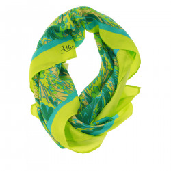 ANNALISE GREEN SCARF