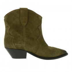 TEXAN ANKLE BOOT