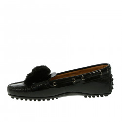 LEATHER LOAFER