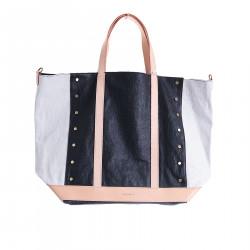 BLACK AND WHITE BAG