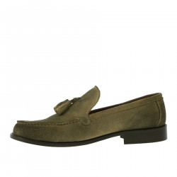 TAUPE LOAFER