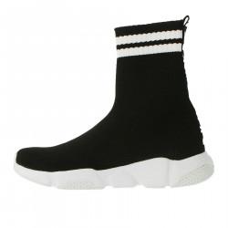 SOCKBOOTS BLACK