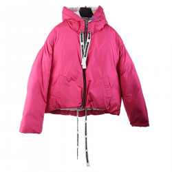 FUXIA DOWN JACKET