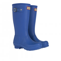 LIGHT BLUE RAIN BOOT