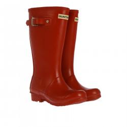 RED RAIN BOOT