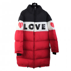 TRICOLOR DOWN JACKET