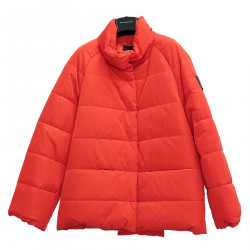 RED DOWN JACKET