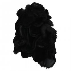 BLACK ECO FUR