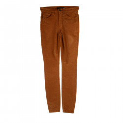 DARK ORANGE TROUSERS