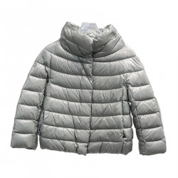 GRAY DOWN JACKET