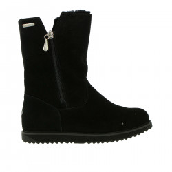 GRAVELLY BLACK BOOT