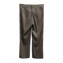 BICOLOR TROUSERS