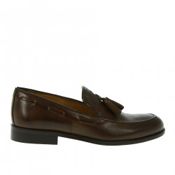 BROWN MOCASSIN