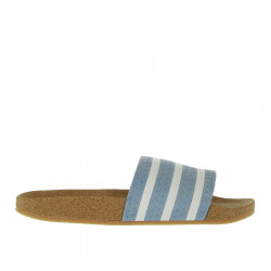 BICOLOR SLIPPERS