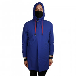 BLUE WATERPROOF COAT