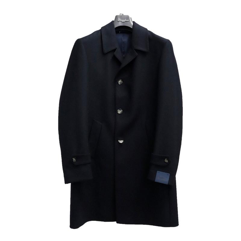 DARK BLUE COAT