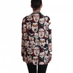 JACKET WITH FANTASY