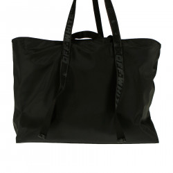 SMALL SHOPPING BAG TECHNO TWILL