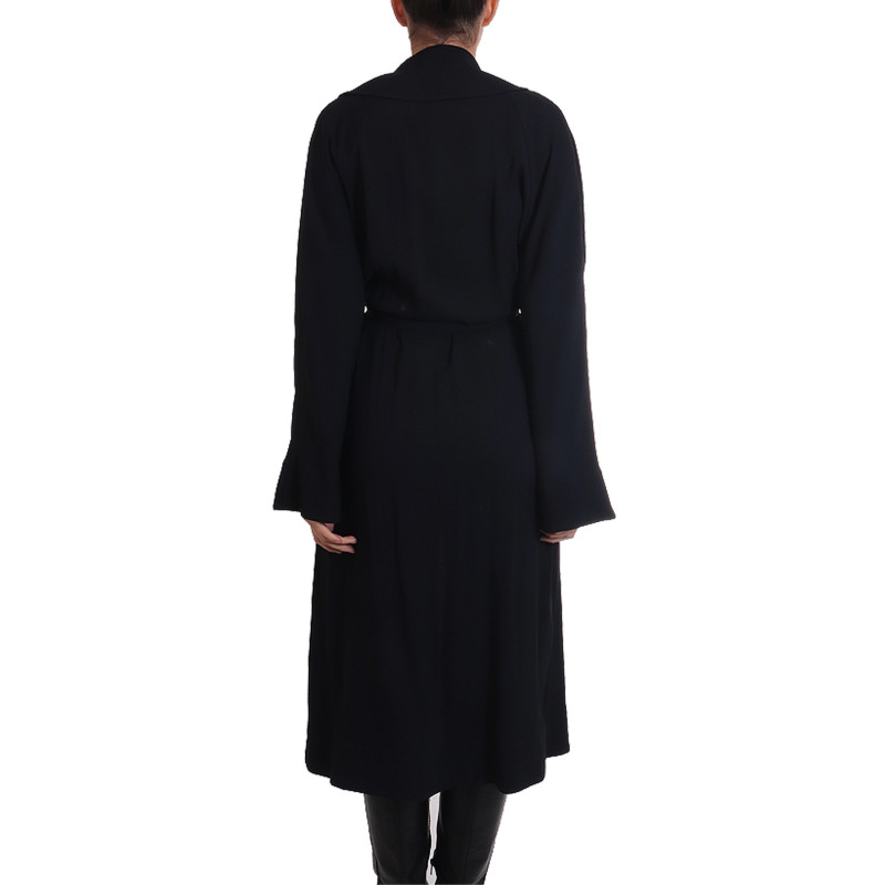 BLUE LONG TRENCH