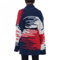 BLUE AND RED JACKET