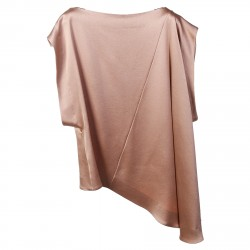 TOP CREPE SATIN