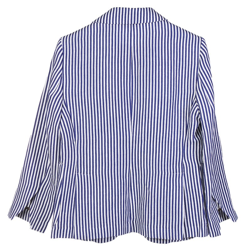 Apr 14, · Blazer from Royal Bones with black and white vertical stripes, three front pockets and black button-up closure. 97% cotton; 3% spandex Wash cold; dry low Imported Listed in men's sizes Blazer from Royal Bones with black and white vertical stripes, three front 5/5(5).