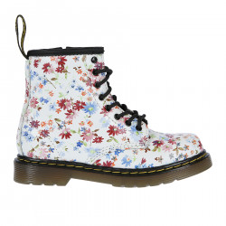 WHITE FLOWERS BOOTS
